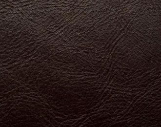 Old english dark brown leather